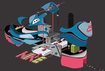 ART // Sneakers . Illustration