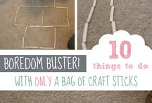 Home - Boredom Busters