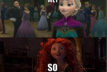 Disney and other childhood things