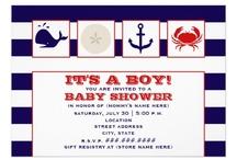 Bay Bay Shower / by Demetria Waits