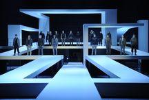 Runway / stage