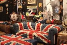 Interior Design in Pubs  / Beautiful UK pubs and their innovative interior designs
