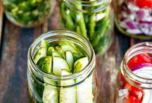 Jams, Pickles & Preserves