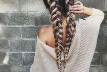 Tumblr girls hair styles