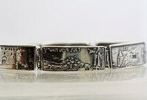 Israeli jewelry for man
