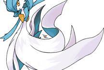 Meine Lieblings Pokémon Zygarde und Guardevoir