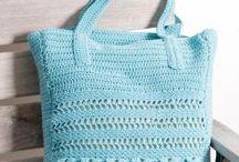 Crochet bags - borse all' uncinetto