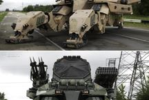 Military Vehicle Concepts