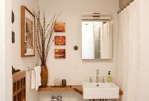 Небольшие Ванные Комнаты