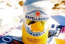 San Pellegrino, Limonata & Aranciata Mood Board / by Roy De Young