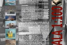 SCALA 1:100 12-19 settembre a Palermo / SCALA 1:100 12-19 novembre a Palermo Seminario e mostra sul modello plastico di architettura nell' era dei media elettronici e della rappresentazione pseudotridimensionale, un pretesto per parlare attorno ai plastici di Lucio Tuzza