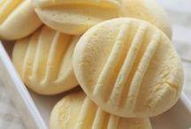 Biscoito de leite condensado com Maizena