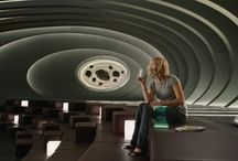 PASSENGERS FILM SET DESIGN