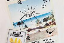 #onlacheduzeste pour les vacances !
