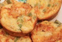 Recipes: Muffin Tin Cuisine