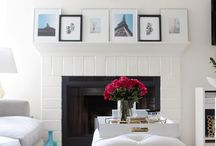 Rental Decor / Own your walls even if you don't own your walls!