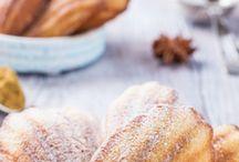 recettes de madeleines