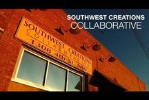 Southwest Creations: Video / Southwest Creations Collaborative: A women-driven contract manufacturing social enterprise with a mission to alleviate poverty and build economic opportunity across generations.