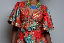 african kimonos