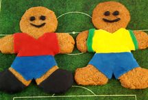 World Cup 2014 / Recipes from CookersAndOvens celebrating the World Cup in Rio 2014!