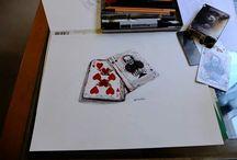 MrKmeleon Arts
