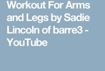 Barre/Pilates - Fit Arms