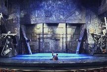 Les Mis 2014 / Set, costume, and design inspiration / by Carrie Sippy