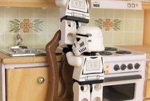 Mini Stormtroopers ♡