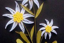 quilling fiori