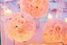Romance Centerpieces / Romance love these centerpiece choices for your wedding.
