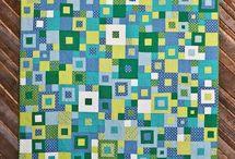 Quilting Inspiration / by Amanda Herzberger
