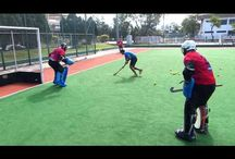 Hockey coaching