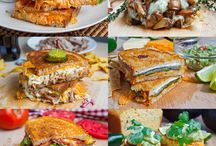 30 Amazing Grill Cheese
