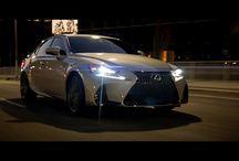 "2017 Lexus IS Commercial: ""Elegant Edge"""