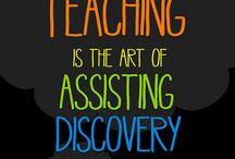 Teaching / by Sharon Epstein