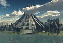 vertical cities