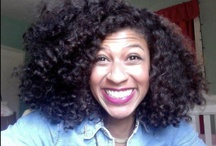 Come thru CURLS.... / What is your favorite curly hair style? Check out ours...