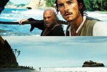 Pirates of the caribbean / Film