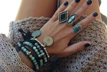 Jewelry, rings & all my fav things <3 / Beautiful accessories