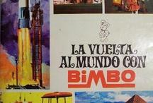 Álbumes Bimbo España / Álbumes que ha publicado Bimbo España a lo largo de su historia. / by Bimbo España