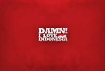 DAMN! I LOVE INDONESIA