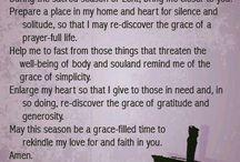 Faith - Lent
