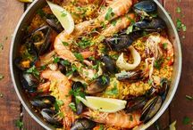 Paella dishes / De best paella recipes of www.happypaella.nl