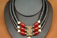 Ethnic Material Jewelry