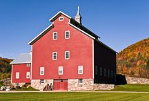 West Monitor Barn / Located in beautiful Richmond, VT