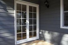 aluminium frame windows