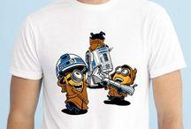 Minions Men T-shirts