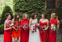 Modern Wedding Style / For modern stylish brides