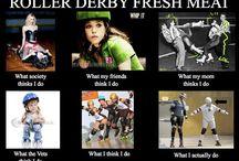 Roller derby♡