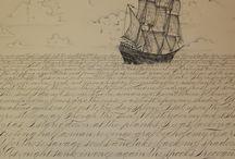 Art, paper & scripts